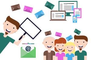 web copy, websites, email