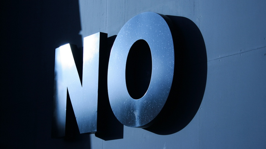 Just Say No; organisation; prioritisation; 'It's a No!' by SMLP.co.uk