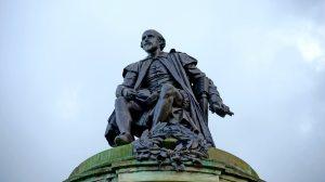 Shakespeare; English Language Day; communication