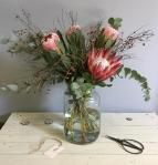 Statement flowers; business; display; arrangement;