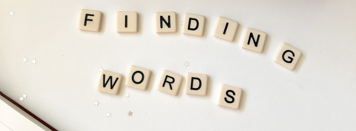 Finding Words - Copywriting Coaching and Workshops